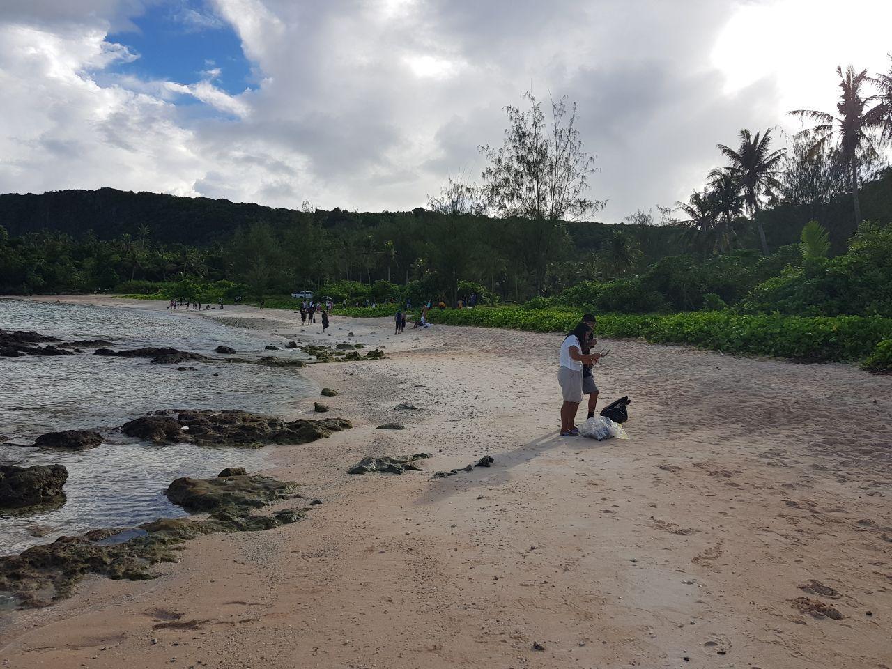 Decades of coastal cleanups make big impact on guam