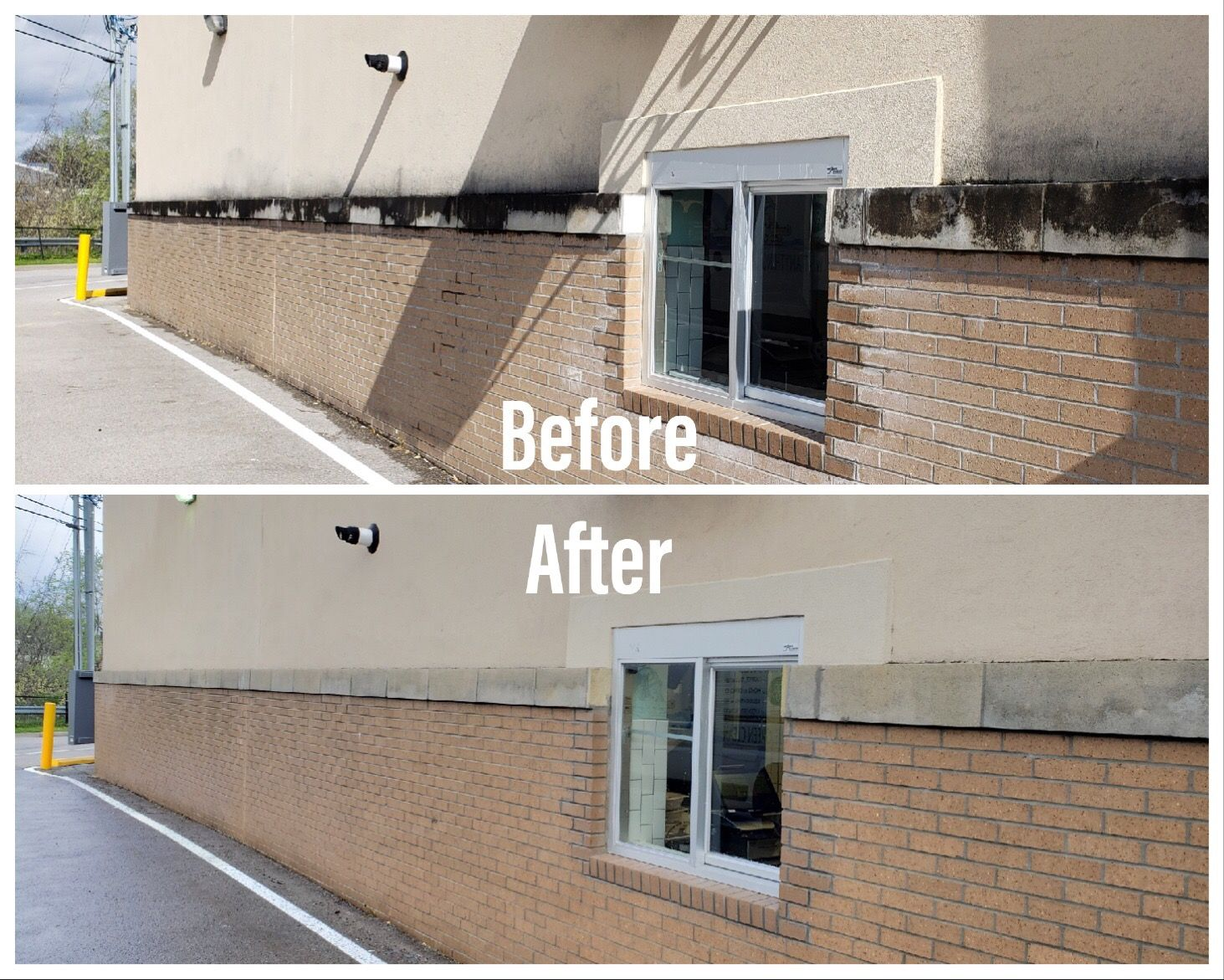 Commercial Pressure Washing In 2020 Pressure Washing Services Pressure Washing Outdoor Decor