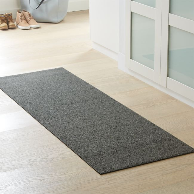 Chilewich 174 Heathered Fog Woven Floormat 24 Quot X72 Quot Crate