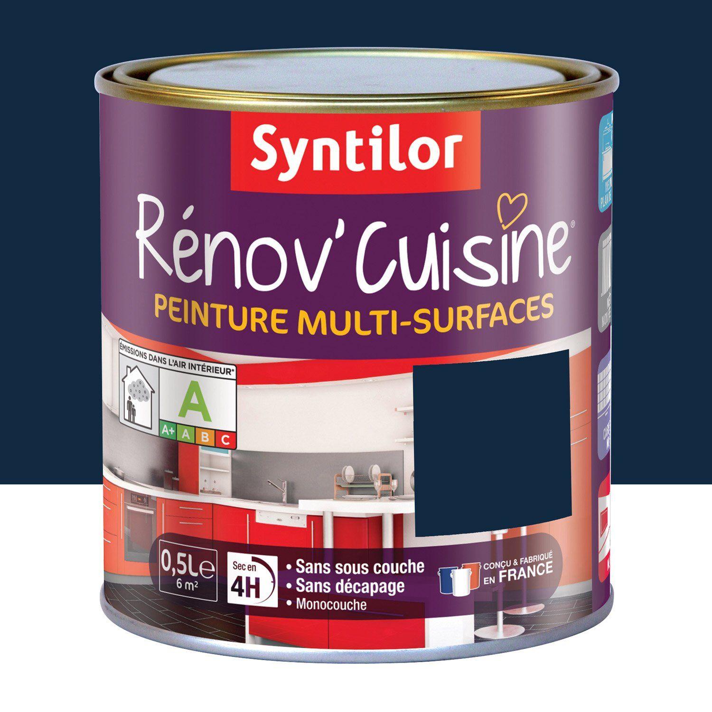 Peinture Rénovcuisine Syntilor Violet Myrtille 05 L