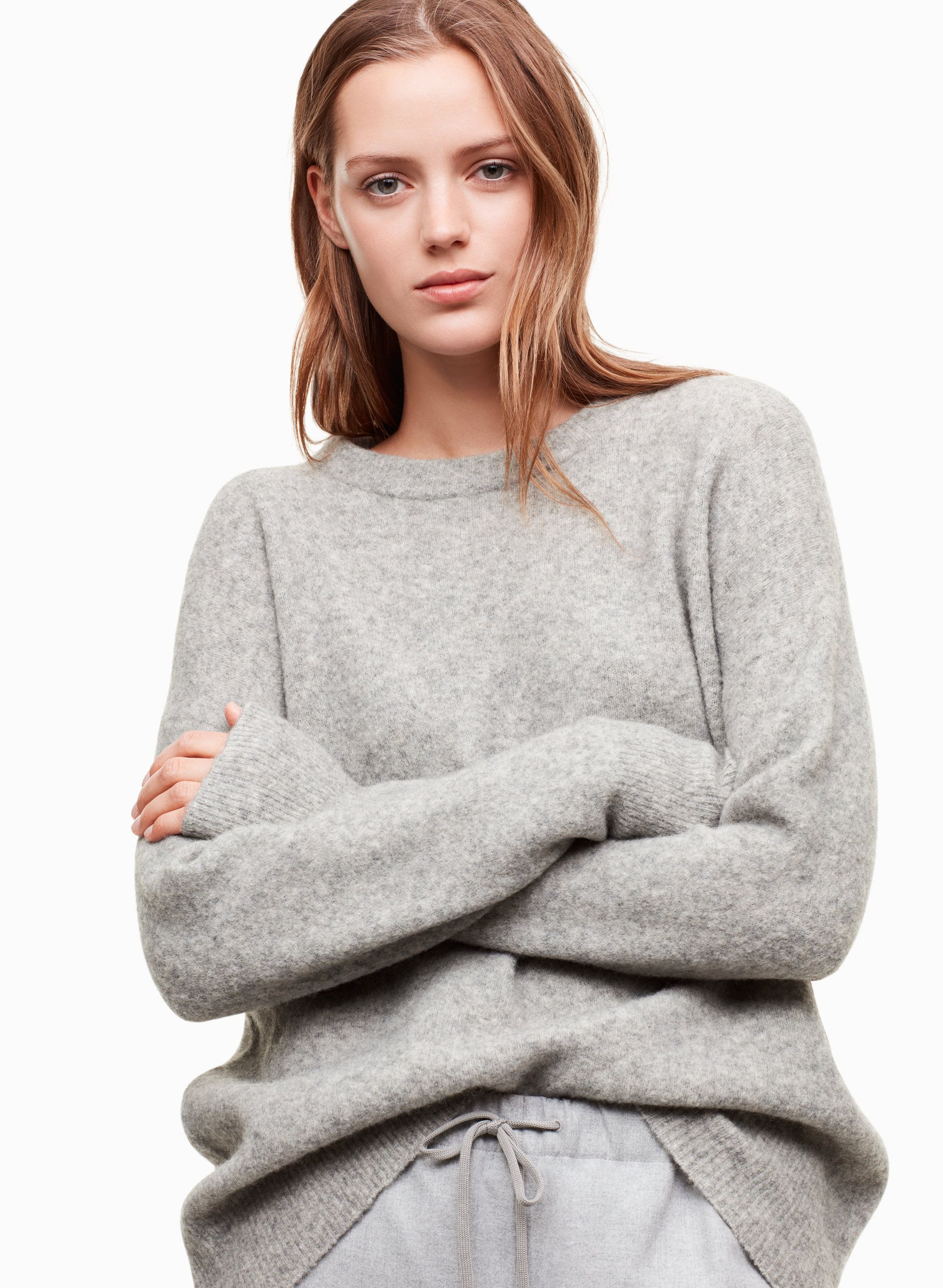 c74e915a1a4 The Group by Babaton THURLOW SWEATER