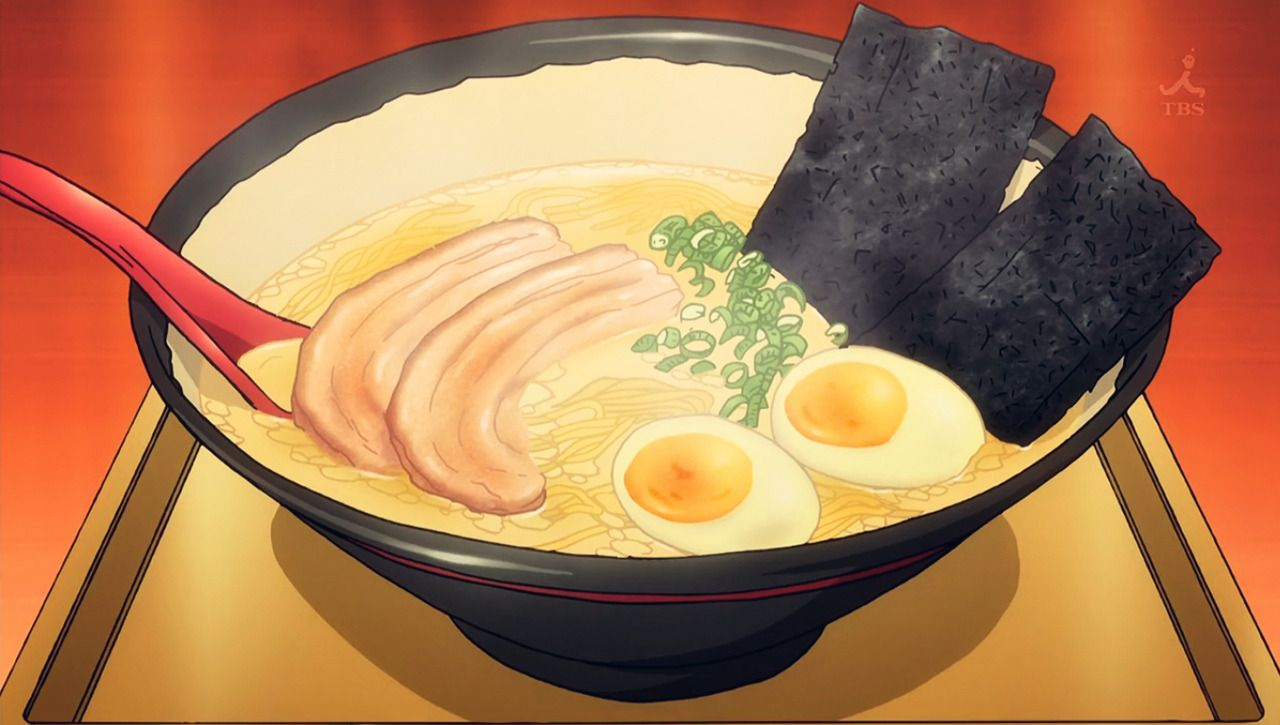 Image result for anime ramen