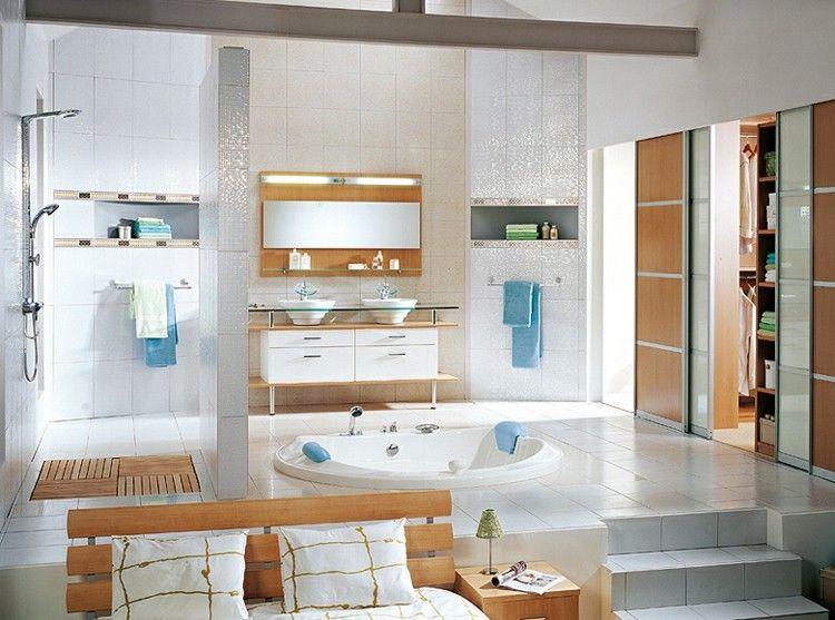 Regale für Badezimmer, gewinnen funktionelle Räume. | Badezimmer ...
