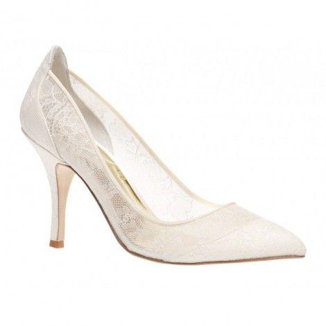77e2cf1b069b Rita by Freya Rose Vintage French Chantily Lace Dyeable Designer Wedding or…