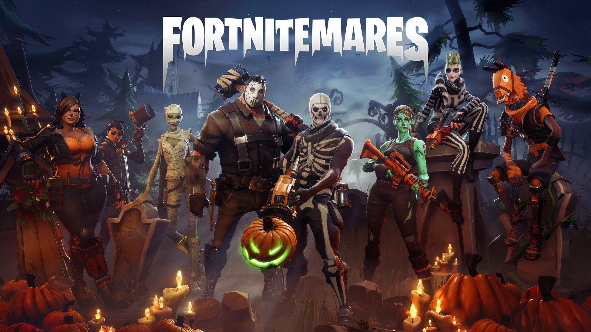 Fortnite Fortnitegame Twitter Wallpaper For Computer