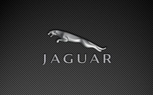 Jaguar Leaper Logo Carbon Fiber Wallpaper 1440 900 Auto