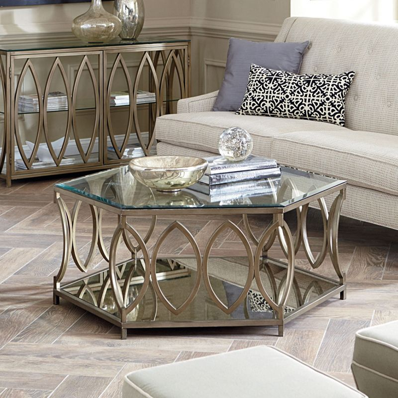 Hexagonal Coffee Table Honeycomb Table Mirror Coffee Table Ideas Mirrored Coffee Tables Hexagon Coffee Table Coffee Table