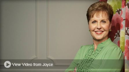 Joyce Meyer Ministries Everyday Answers Encouragement