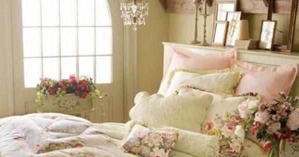 Camera Da Letto Shabby Chic Fai Da Te : Idee fai da te per arredare la camera da letto in stile shabby
