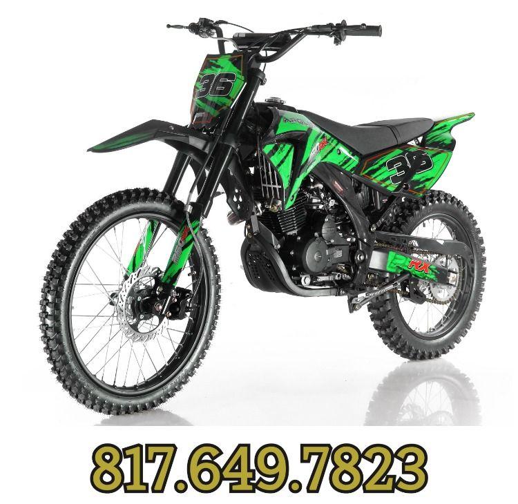 Apollo Db 36 250cc Dirt Bike Special Edition High End 250cc Dirt