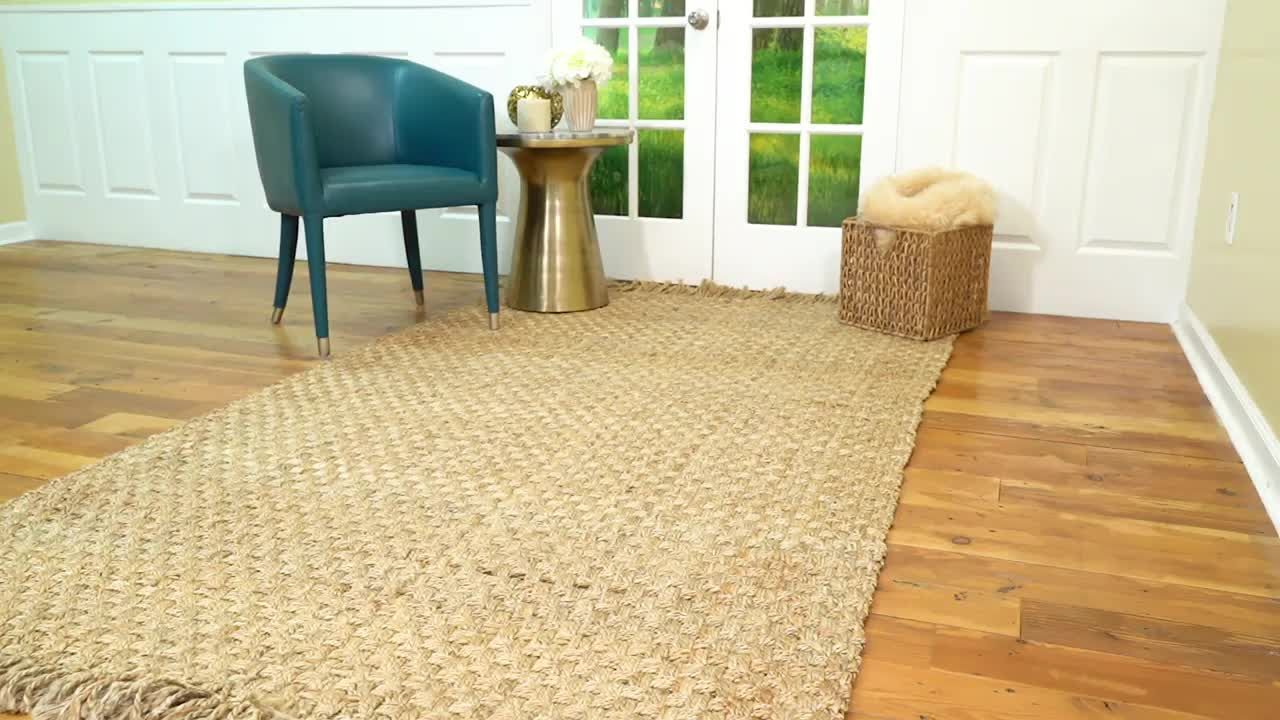 How To Get Stains Out Of A Jute Rug