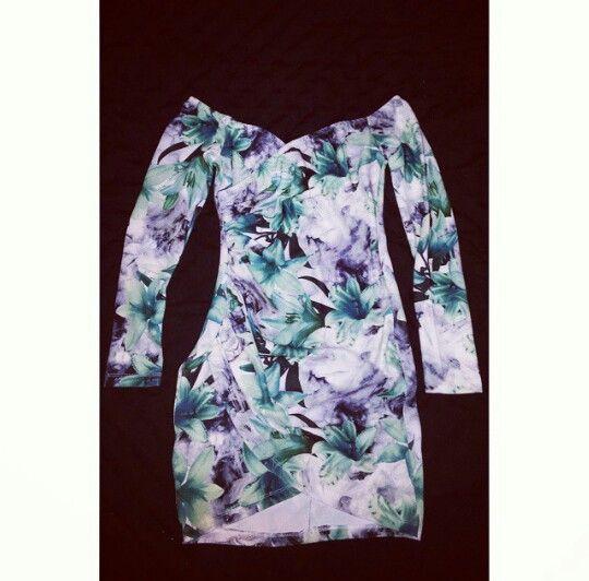 #fashion #dress #tropical