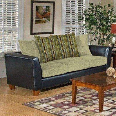 Ellen Living Room Collection Color Pouncer Scarlet