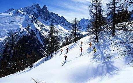 bcebef456 Ski Chamonix: resort guide - Telegraph | Chamonix, France | Skiing ...