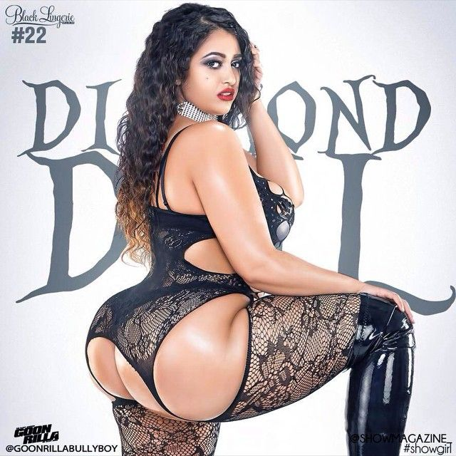 Miss diamond busty
