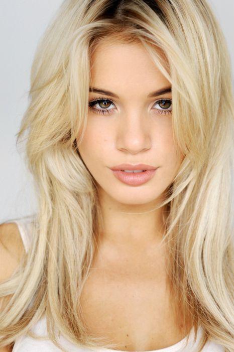 Stacey Hannant Long Blonde Hair Beautiful Hair Hair Beauty