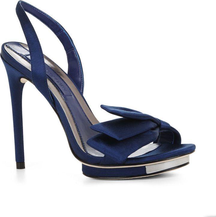 bf1e4d70db Lavi Bow Sling-Back High-Heel Shoe | Pinned High Heels | Shoes ...