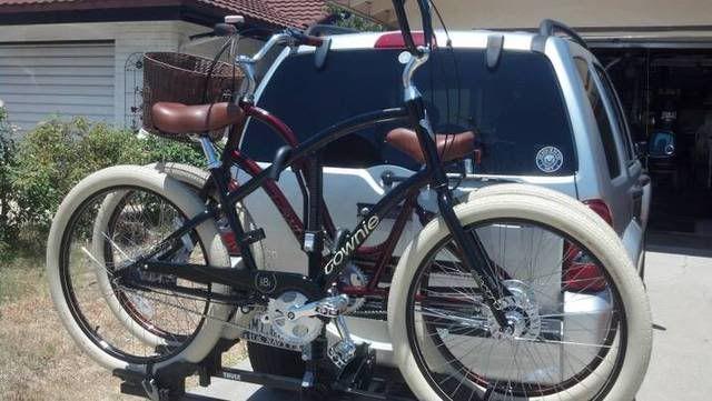 Our Townies At Last Electra Bike Forums Townie Bike Electra Bike Bike