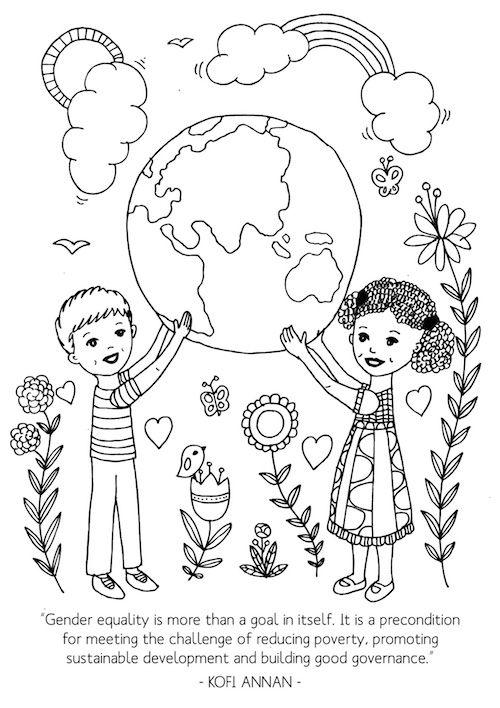 International Women's Day Activities {Free Printables