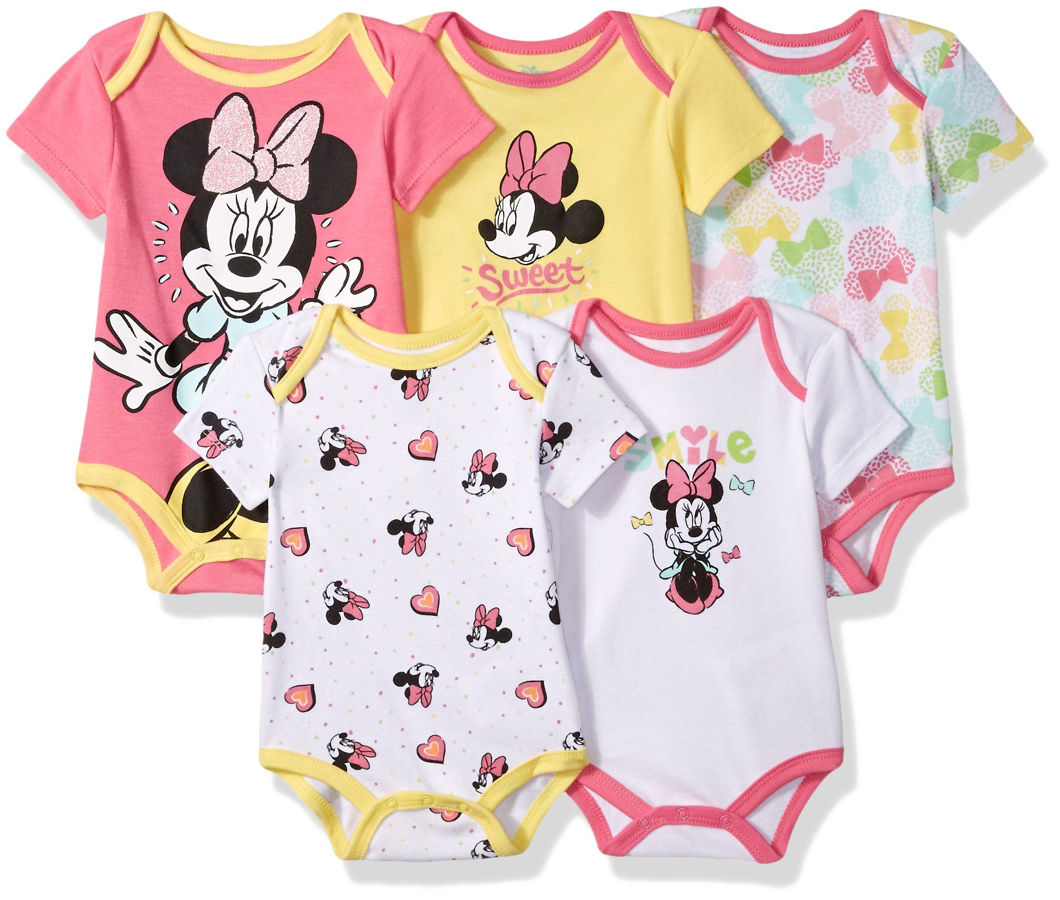 I Love Houston Baby Girl Short Sleeve Romper Jumpsuit Jumpsuit 0-24 Months