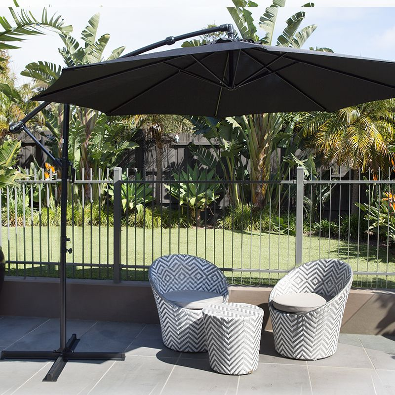 Great Comfortably Entertain Or Relax In Your Outdoor Entertainment Area Stylish Outdoor  Furniture Part 7