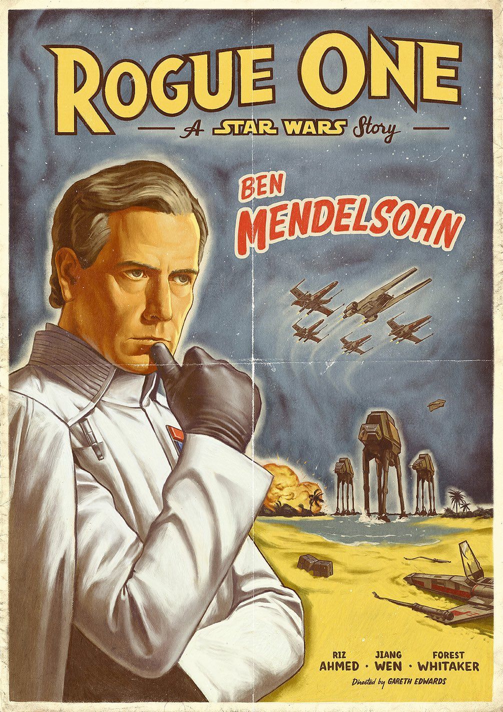 rogue one poster star wars poster