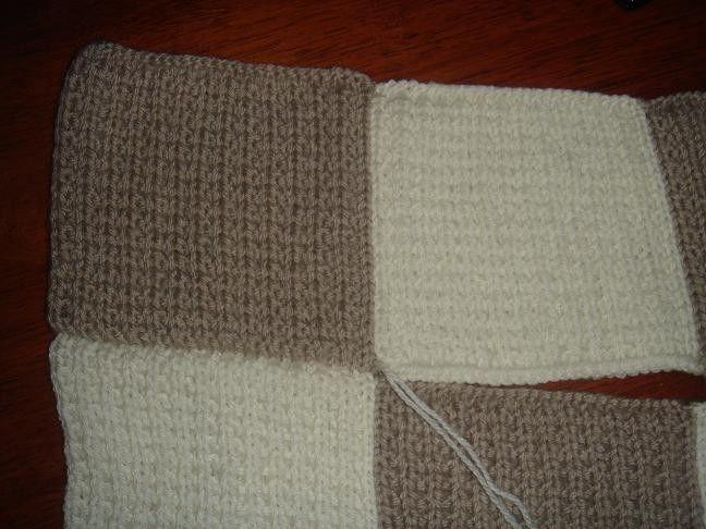 modele couverture tricot pour chat