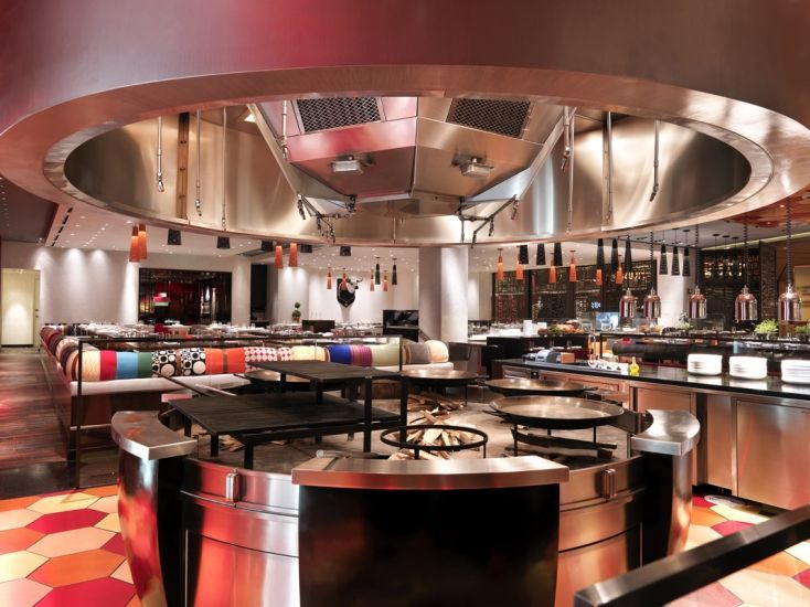 Feature Grill At Jaleo Cosmopolitan Las Vegas Fss Chk In 2018