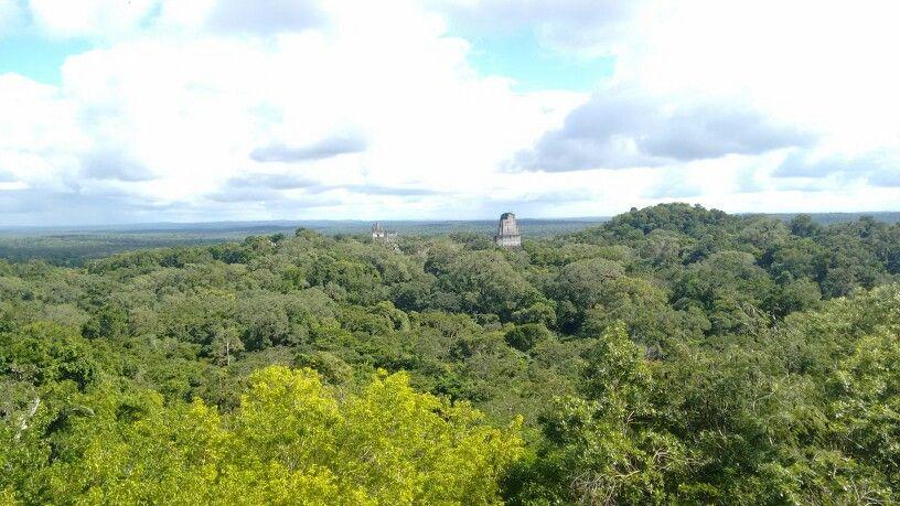 Vista templo IV
