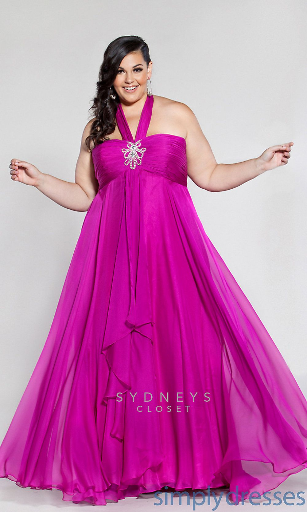 FrontView | I like to sporkle! | Pinterest | Formal prom dresses ...