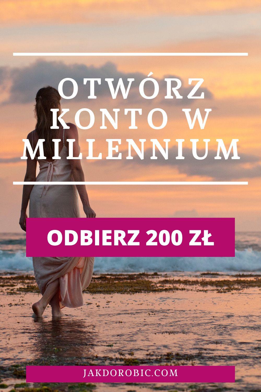 Bank Millennium 200 Zl Latwej Premii Na Start Oraz 2 7 W Skali Roku Dla Twoich Oszczednosci Movie Posters Millennium Movies