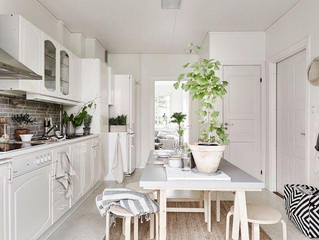 decoracion-nordica-blanco-gris kitchen inspirations, Colorfull