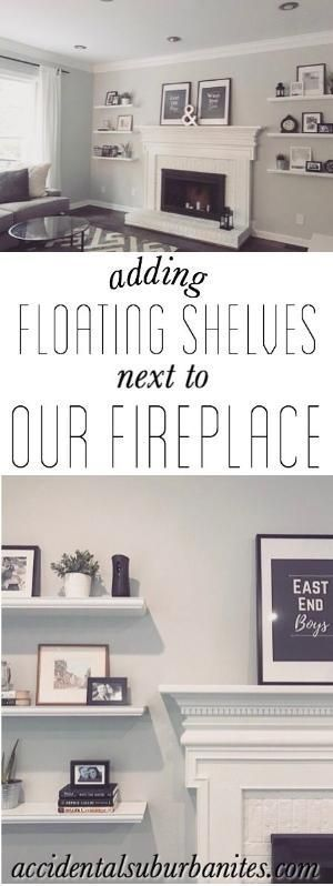 Floating shelves diy living room fireplace mantle white brick fireplace by brittany #whitebrickfireplace Floating shelves diy living room fireplace mantle white brick fireplace by brittany #whitebrickfireplace Floating shelves diy living room fireplace mantle white brick fireplace by brittany #whitebrickfireplace Floating shelves diy living room fireplace mantle white brick fireplace by brittany #whitebrickfireplace