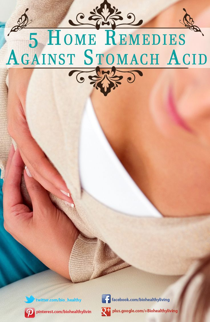 Natural Remedies For Stomach Acid And Gas