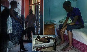 Prostitution in Papua New Guinea where TWO THIRDS of young women sell sex for money | Daily Mail Online