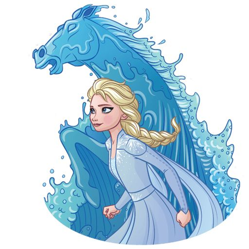 Frozen 2 Images With With The Different Emotions Of The Elsa Anna