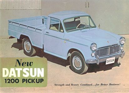 datsun pick up images - Google Search