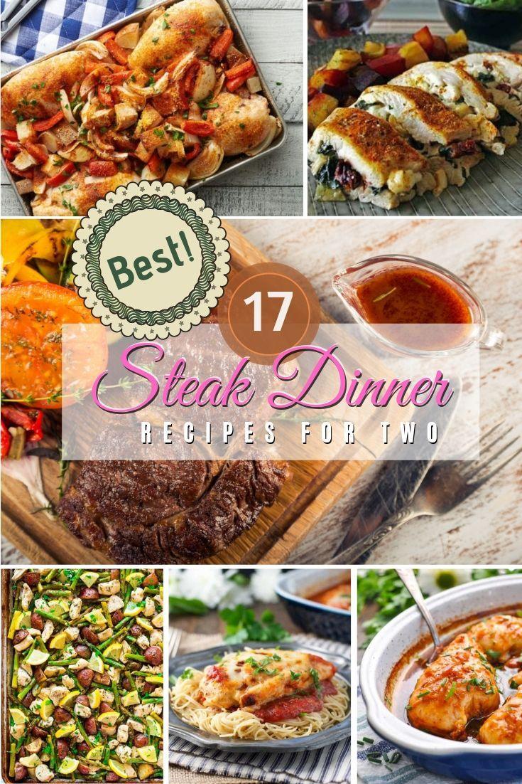 17 Best Easy Steak Dinner Recipes for Two images