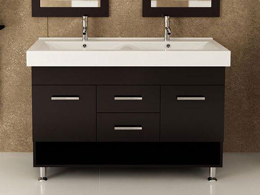 contemporary double sink vanity. Integrated Sink Bathroom Vanities Inspired By Design Stunning 36 Inch Double Vanity Contemporary  Best inspiration