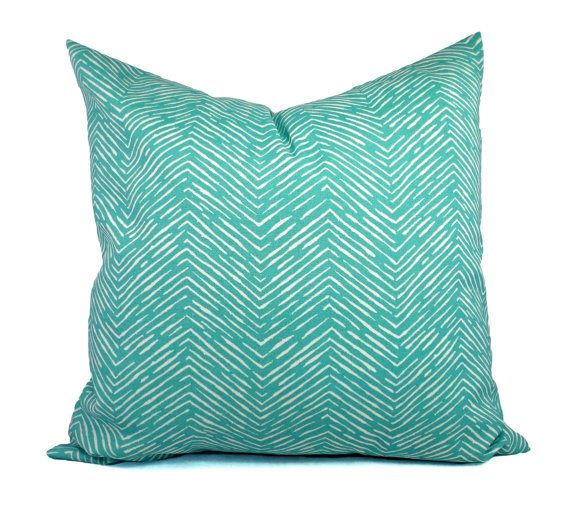 Outdoor Pillow Inserts Two Indoor Outdoor Pillow Covers In A Gorgeous Tiny Chevron Print In