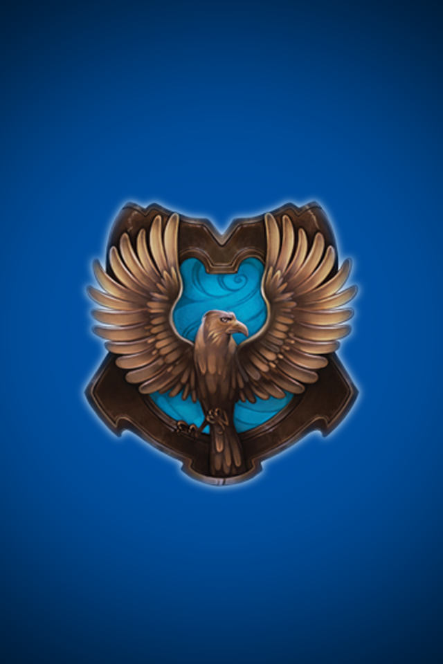 Ravenclaw House Crest on Pottermore (my personal house ...
