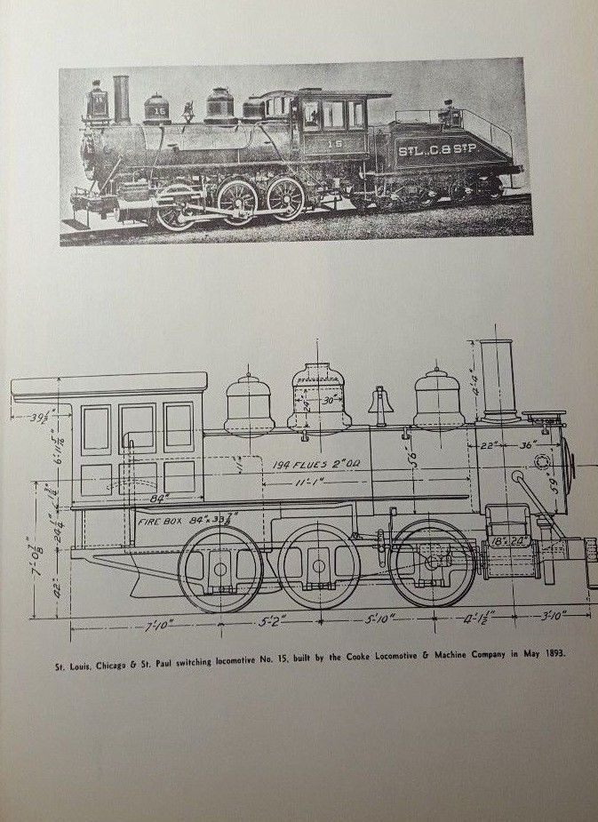 Dash 9 Locomotive Drawings