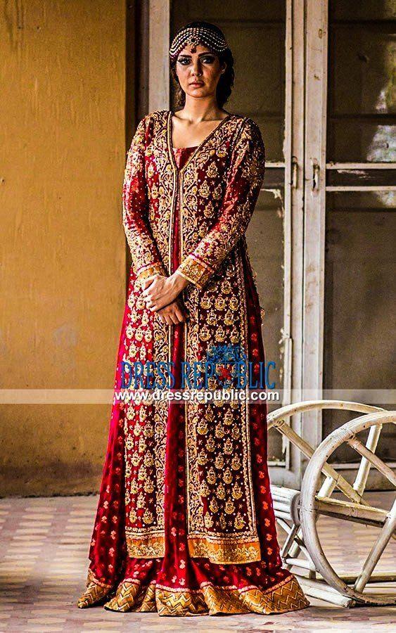 99c8a4986545 Pakistani Party wear Umsha by Uzma Babar