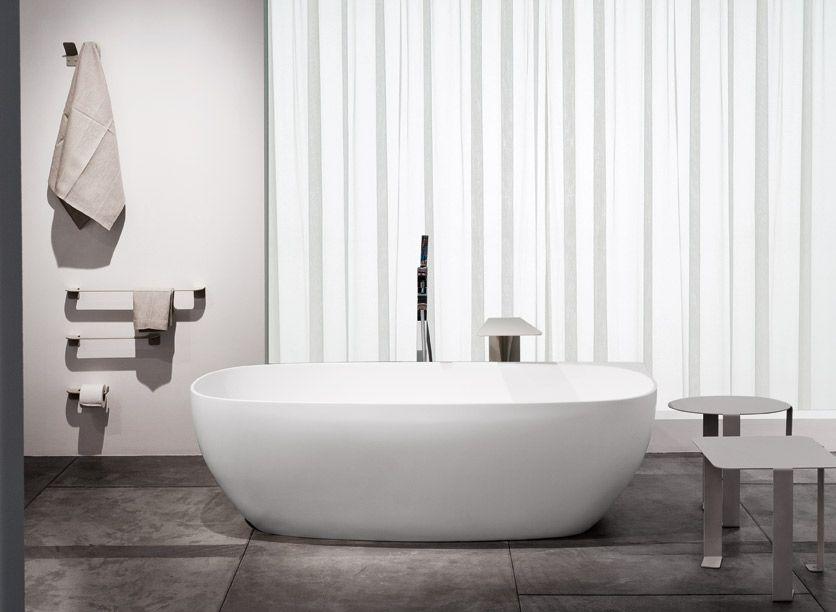 Vasca bagno design vasca da bagno ovale home and lifestyle