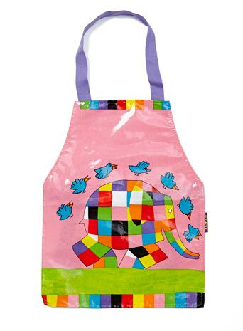 Elmer children's apron