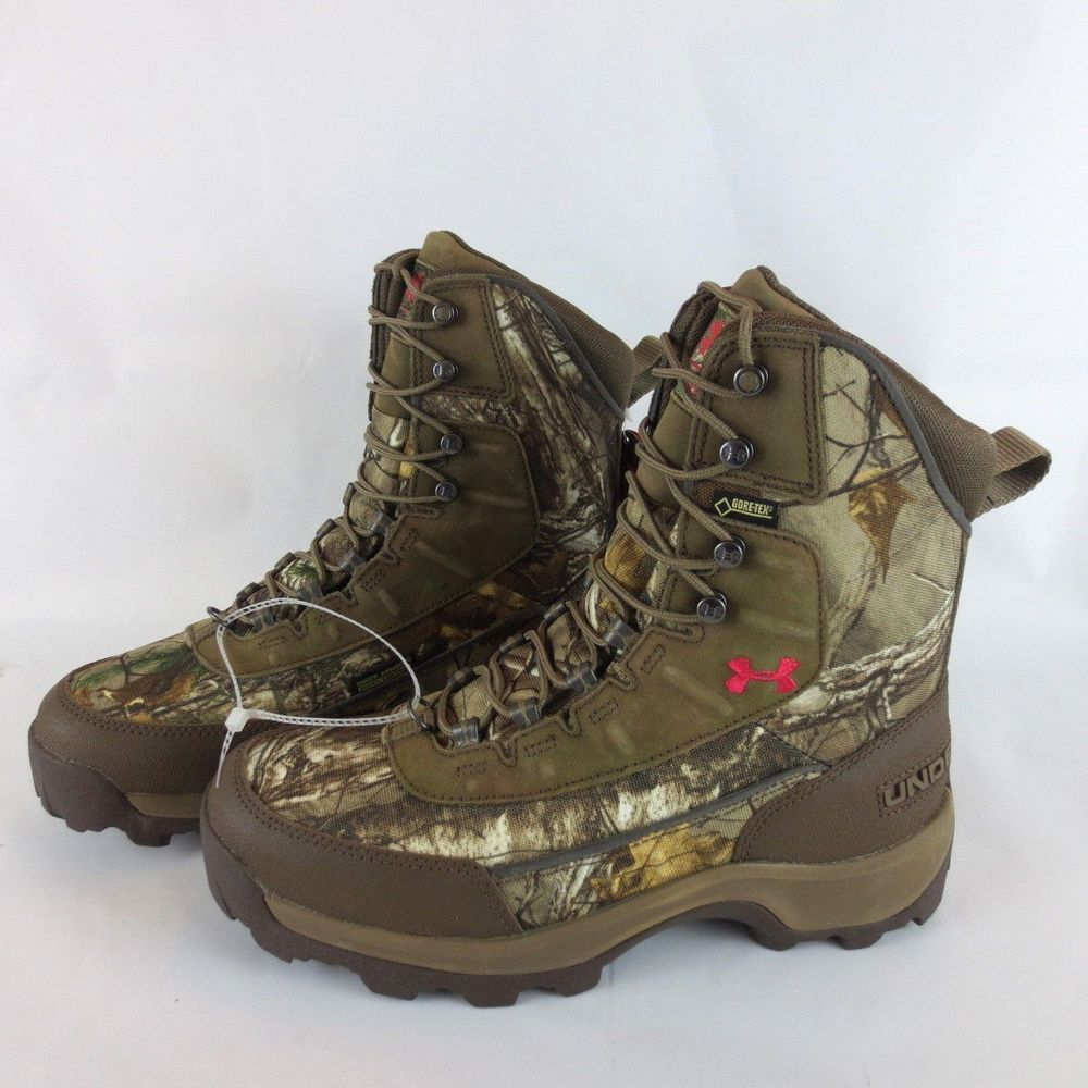e8be6718ecd Details about New Under Armour Women's Hunting Boots Brow Tine 2.0 ...