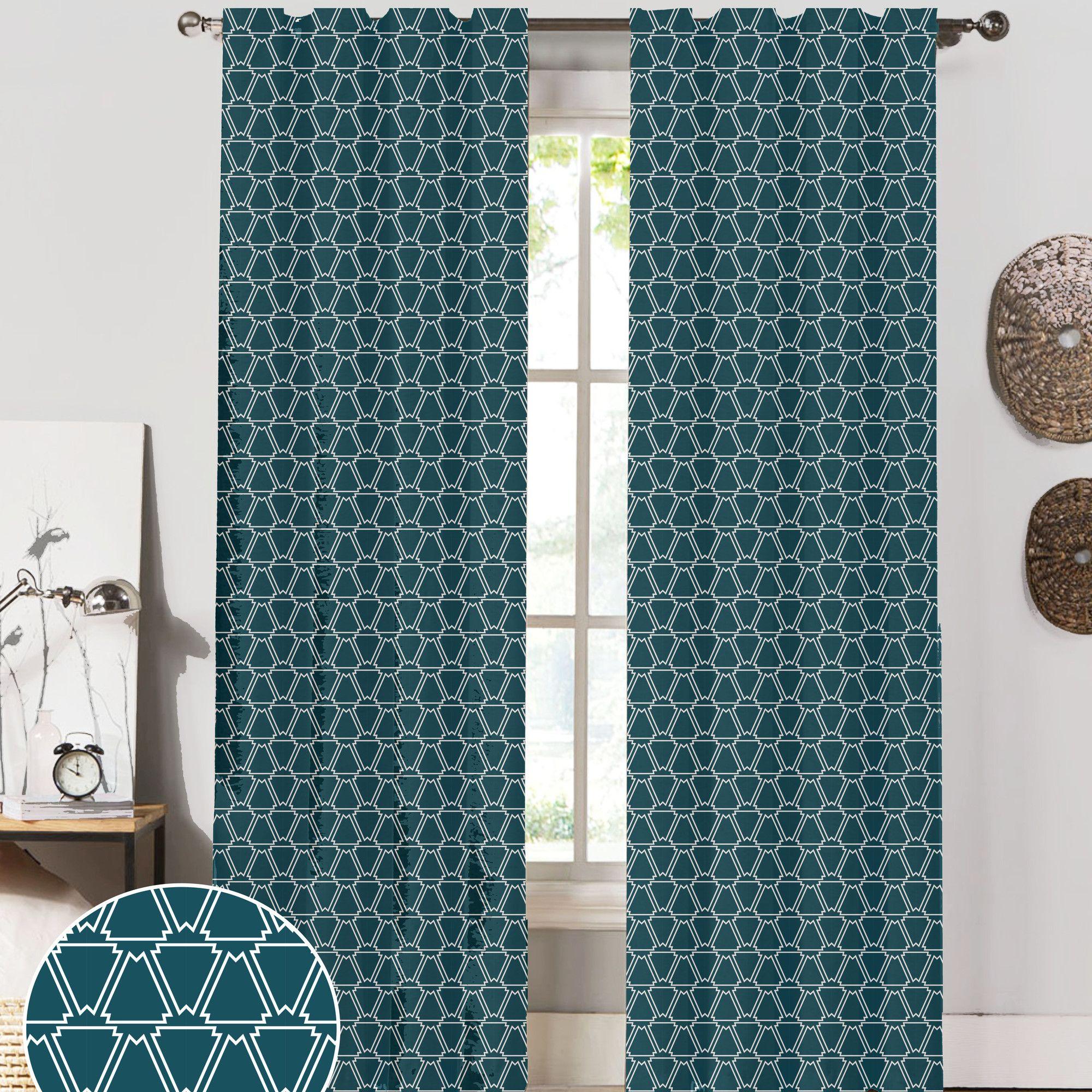 Navajo Curtain Panels