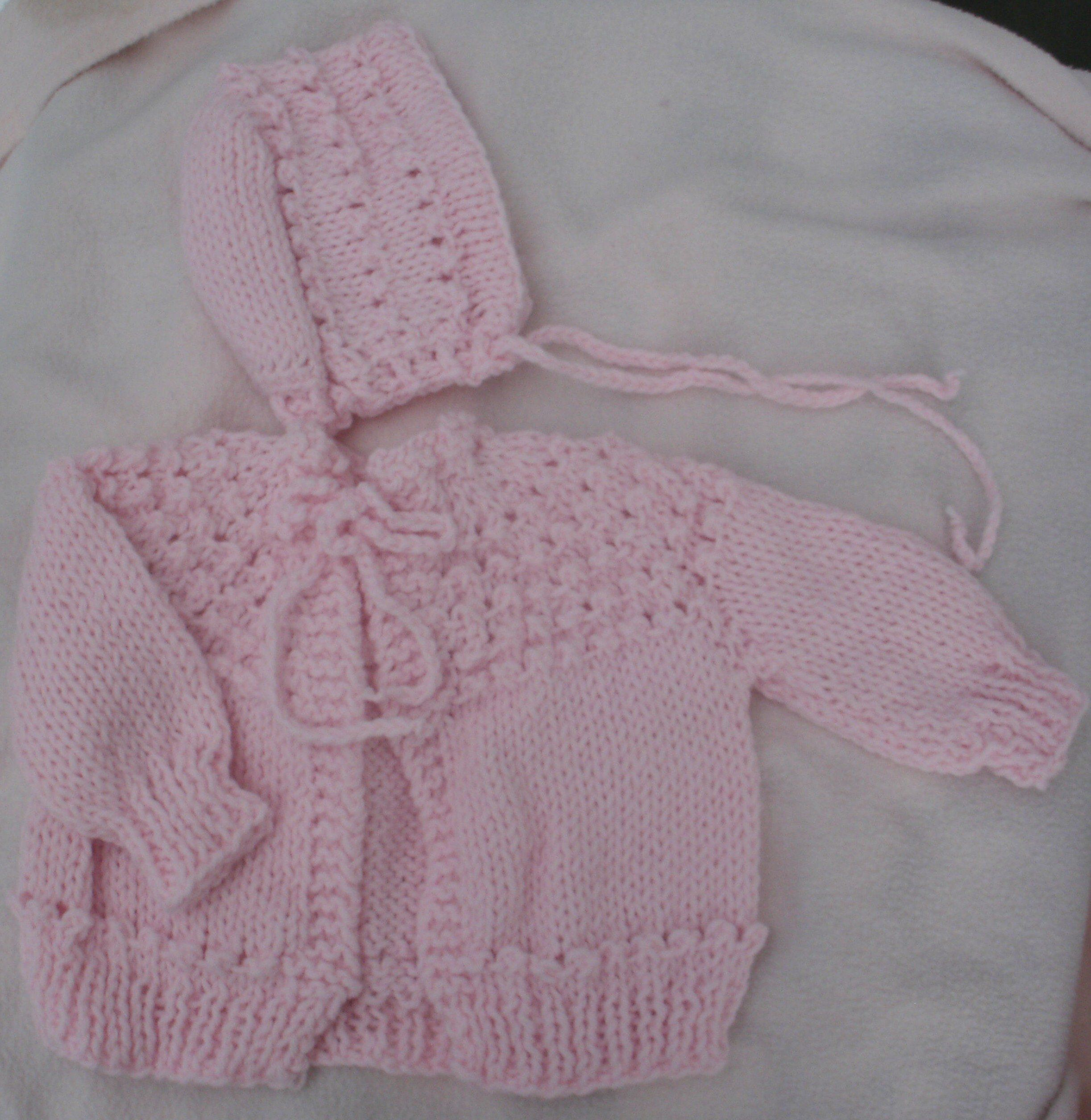 2fc1c032ce27 Baby Sweater Set -