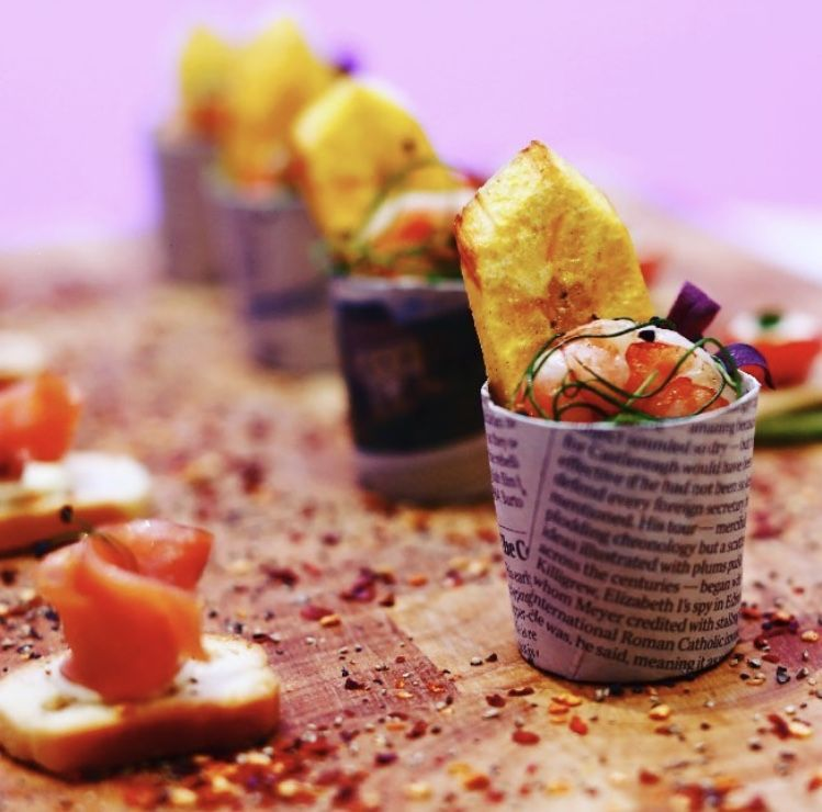 Asian Wedding Food Caterers: Pin By Khush Wedding Magazine On Asian Catering & Drinks