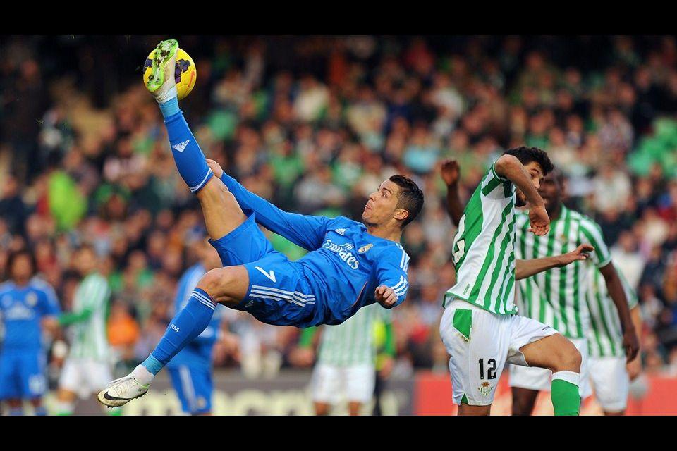 Cristiano Ronaldo Bicycle Kick Cristiano Ronaldo Christiano